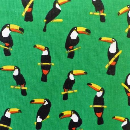 Coton  toucans : Réf 23901