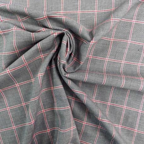 Tissu carreaux lurex: 484775