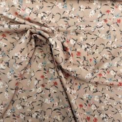 Tissu  crêpe : 47632
