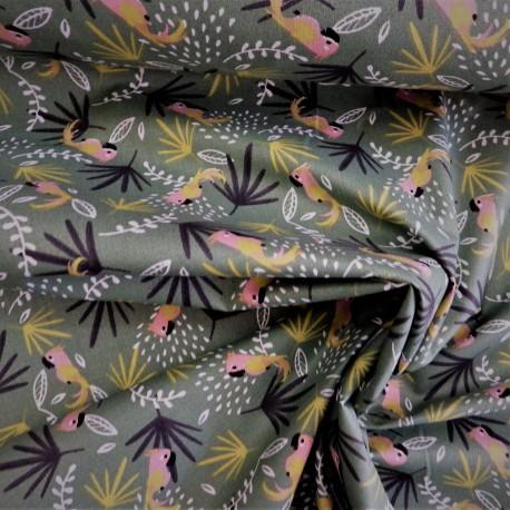 Tissu coton imprimé : 44715