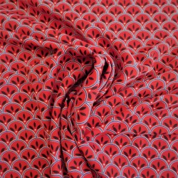 Tissu viscose fluide : 44765