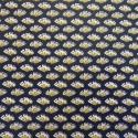 Tissu coton enduit : 44161