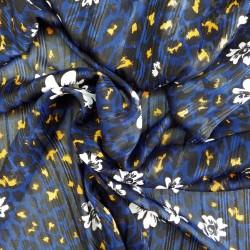 Tissu voile à lurex : réf V 45892