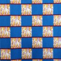 Tissu wax : W 57012