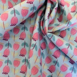 Tissu popeline  coton : 57915