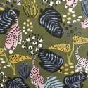 Tissu jersey léopard :  57923