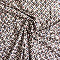 Tissu jersey viscose :  57937