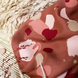 Tissu brunette Gratino chestnut : 57955