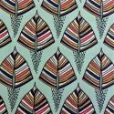 Tissu coton à feuillage EKOZI  : 57964