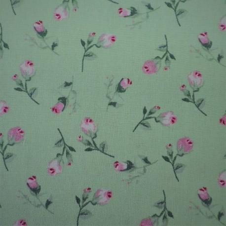 Tissu coton popeline :  57978