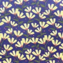 Tissu  coton  popeline lorent : 57999