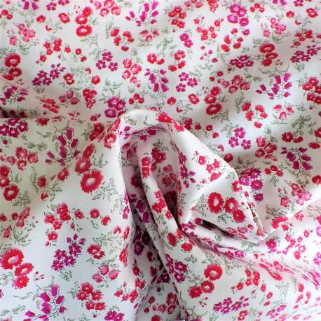 Tissu coton flowres : 58001