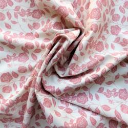 Tissu popeline coton : 58023