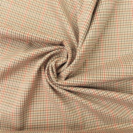 Tissu pied de poule : 21425