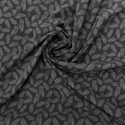 Tissu crêpe greenery   :   21809