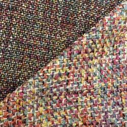 Tissu tweed à lurex winter : 21161
