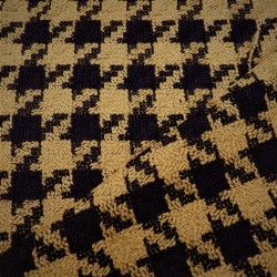 Tissu pied de coq : 21909