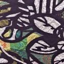 """Tissu jacquard """"cubiste"""" : 21471"""