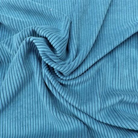 Tissu velours à grosses côtes : 21246