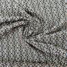 """Tissu jacquard """"cubiste"""" : 21571"""