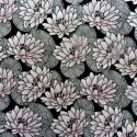 """Tissu coton  """" japonisant"""" : 22912"""