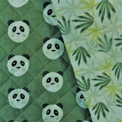 Tissu coton matelassé:  22800