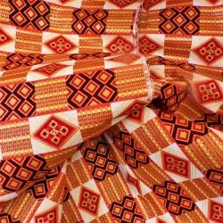 Tissu wax : 22830