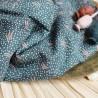 "Tissu crêpe viscose Atelier Brunette"" dune smokey ""/ 22849 / 19.90€ le m"