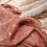 "Tissu crêpe viscose Atelier Brunette"" dune chestnut ""/ 22854 / 19.90€ le m"