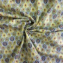 Tissu coton cretonne : 22860 : 9.60€ le m