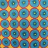 Tissu  cretonne coton : 22862 : 9.60€ le m