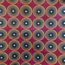 Tissu cretonne coton: 22864 : 9.60€ le m