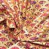 Tissu cretonne coton : 22866 : 9.60€ le m