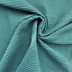 Tissu nid D'abeille coton / réf  12697