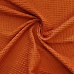 Tissu nid D'abeille coton / réf  12698