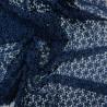 Tissu dentelle guipure / réf : 12780