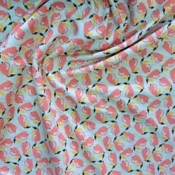 Tissu jersey  Poppy French Terry / réf  : 12291