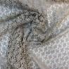 Tissu dentelle guipure / réf : 22874