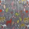 "Tissu popeline coton "" Poppy"" / Réf : 12126"