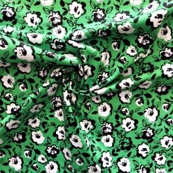 Tissu satin coton :  12174