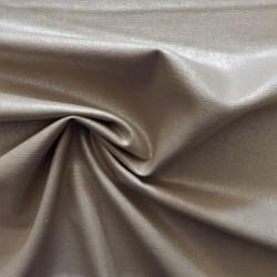 Tissu lin viscose lamé argent : 12213