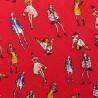 Tissu jersey styliste : 12816