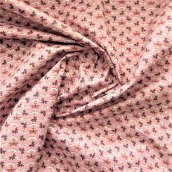 Tissu coton à papillons : 12477