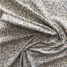 Tissu coton à petites fleurs / Réf : 22926