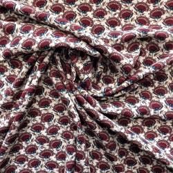 Tissu microfibre lisse  :  22934