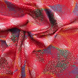 Tissu polyester satin : 22944