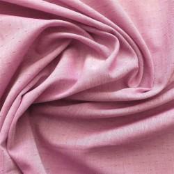 Tissu chambray plumetis : 22946