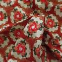 Tissu wax à paillettes :  22950