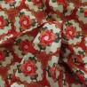 Tissu wax :  22950