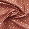 Tissu coton à éventail : 22961